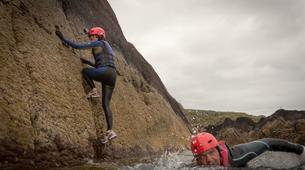 Coasteering-Killarney-Coasteering South West Ireland, near Killarney-6