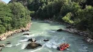 Rafting-Aosta Valley-Rafting auf dem Fluss Dora Baltea, Aostatal-3