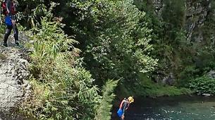 Canyoning-Rivière Langevin, Saint-Joseph-Randonnée Aquatique dans la Rivière Langevin, La Réunion-8