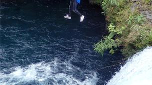 Canyoning-Rivière Langevin, Saint-Joseph-Randonnée Aquatique dans la Rivière Langevin, La Réunion-2