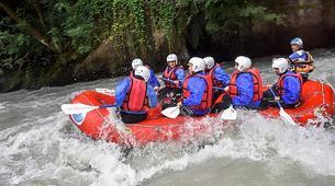 Rafting-Aosta Valley-Rafting auf dem Fluss Dora Baltea, Aostatal-1