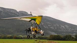 Ultraligeros-Annecy-Microlight first flight above Annecy-4