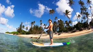 Stand up Paddle-Sanur-Stand up paddle lesson in Sanur-1