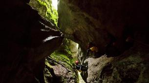 Canyoning-Kitzbühel-Canyoning Taxaklamm bei Kitzbühel-2