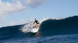 Stand up Paddle-Sanur-Stand up paddle lesson in Sanur-4
