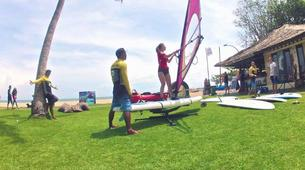 Windsurfing-Sanur-Beginner windsurfing lesson in Sanur-3