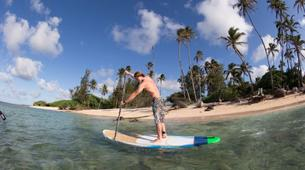 Stand up Paddle-Sanur-Stand up paddle lesson in Sanur-2