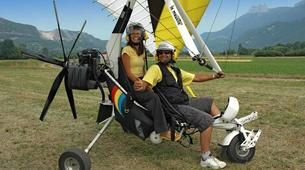 Ultraligeros-Annecy-Microlight first flight above Annecy-3