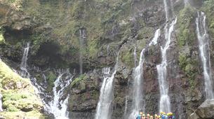 Canyoning-Rivière Langevin, Saint-Joseph-Randonnée Aquatique dans la Rivière Langevin, La Réunion-3