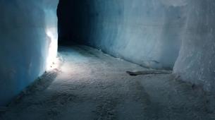 Excursión a los glaciares-Húsafell-Ice tunnel excursion to Langjokull glacier in Iceland-2