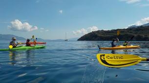 Sea Kayaking-Epidaurus-Sea Kayaking excursion to the sunken city of Epidaurus-6