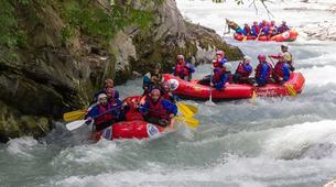 Rafting-Aosta Valley-Rafting auf dem Fluss Dora Baltea, Aostatal-4