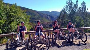 VTT-Mont Ventoux-Randonnées Quadbike au Mont Ventoux depuis Bédoin-5