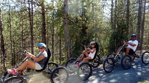 VTT-Mont Ventoux-Randonnées Quadbike au Mont Ventoux depuis Bédoin-2