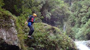 Canyoning-Rivière Langevin, Saint-Joseph-Randonnée Aquatique dans la Rivière Langevin, La Réunion-1