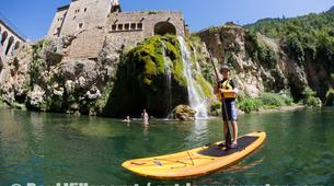 Stand up Paddle-Gorges du Tarn-Stand up paddle excursion in the Gorges du Tarn-3