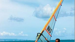 Windsurfing-Sanur-Beginner windsurfing lesson in Sanur-5