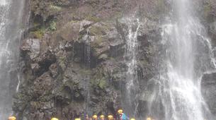 Canyoning-Rivière Langevin, Saint-Joseph-Randonnée Aquatique dans la Rivière Langevin, La Réunion-7