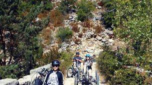 VTT-Mont Ventoux-Randonnées Quadbike au Mont Ventoux depuis Bédoin-4