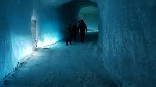 Excursión a los glaciares-Húsafell-Ice tunnel excursion to Langjokull glacier in Iceland-4