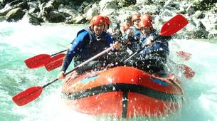 Rafting-Bovec-Rafting on the Soča River near Bovec-1