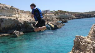 Coasteering-Chania-Coasteering in Chania, Crete-6