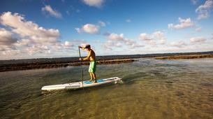 Stand up Paddle-Sanur-Stand up paddle lesson in Sanur-3