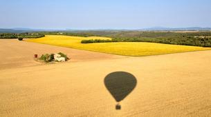 Montgolfière-Gorges du Verdon-Vol en Montgolfière en Provence depuis Puimoisson-4