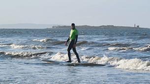 Surf-Halmstad-Beginner surfing lesson in Halmstad-3