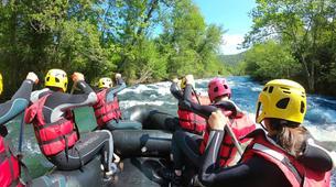 Rafting-Morosaglia-Descente en Rafting du Golo en Haute-Corse-6