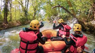 Rafting-Morosaglia-Descente en Rafting du Golo en Haute-Corse-5