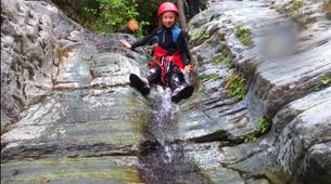 Canyoning-Morosaglia-Canyoning excursions from Ponte Leccia, Corsica-2