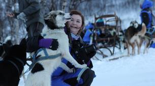 Dog sledding-Tromsø-Dog sledding day excursion in Tromsø-2