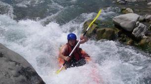 Kayak-Niza-Kayaking down the Var river from Villars-sur-Var-7