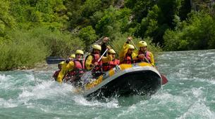 Rafting-Verdon Gorge-Rafting down the Verdon river from Castellane-4