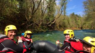 Rafting-Morosaglia-Descente en Rafting du Golo en Haute-Corse-8