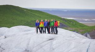 Glacier hiking-Skaftafell-Glacier Walk on Svínafellsjökull Glacier-5