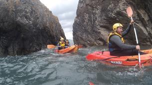 Kayak-County Wicklow-Kayaking Taster in Bray Harbour-5