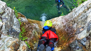 Canyoning-Morosaglia-Canyoning excursions from Ponte Leccia, Corsica-5