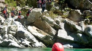 Canyoning-Morosaglia-Canyoning excursions from Ponte Leccia, Corsica-1
