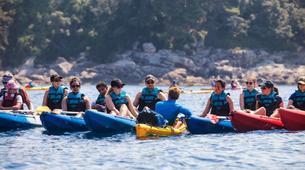 Kayak de mer-Dubrovnik-Sea Kayaking from Dubrovnik to Lokrum Island-2