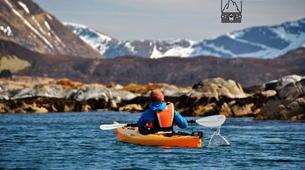 Kayaking-Lofoten-Kayak adventures in Eggum, Lofoten-3