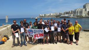 Scuba Diving-Bugibba-PADI Open Water Course in Bugibba, Malta-3