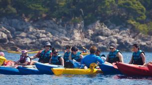 Kayak de mer-Dubrovnik-Sea Kayaking from Dubrovnik to Lokrum Island-3