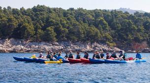Kayak de mer-Dubrovnik-Sea Kayaking from Dubrovnik to Lokrum Island-5