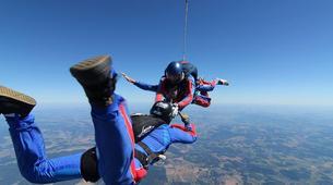 Skydiving-Prague-Tandem skydive from 15,000 ft, in Prague-2