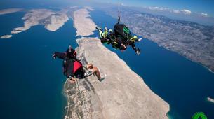 Parachutisme-Zadar-Parachutisme en tandem à Zadar, Croatie-2