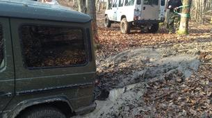 4x4-Karlovac-Off-Road Jeep Tour in Kamensco near Karlovac-5