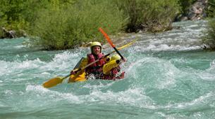 Rafting-Verdon Gorge-Kayaking down the Verdon river from Castellane-3