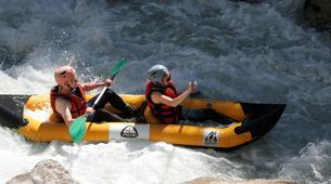 Rafting-Verdon Gorge-Kayaking down the Verdon river from Castellane-1